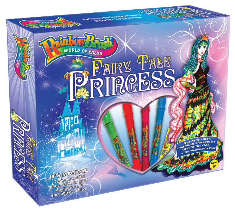 fairy tale princess activity kit item