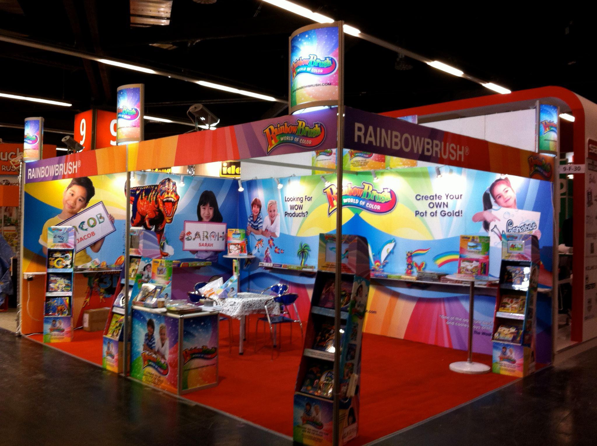 RainbowBrush offers Kids arts & crafts educational toys